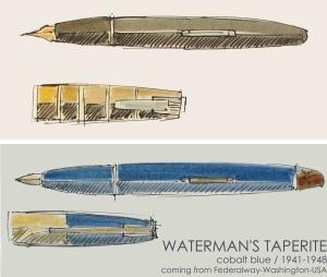 waterman's taperite