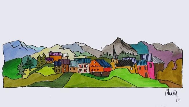 village couleur 2c