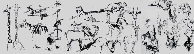 bestiaire