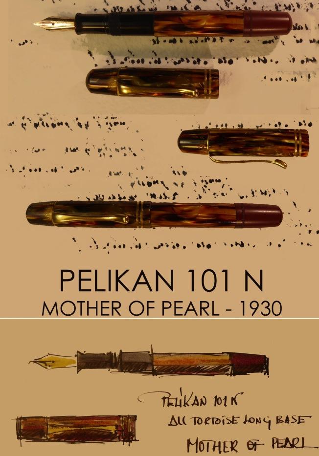 PELIKAN 101 N MOTHER