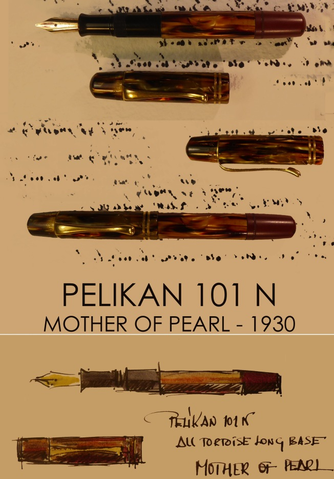 PELIKAN 101 N MOTHER