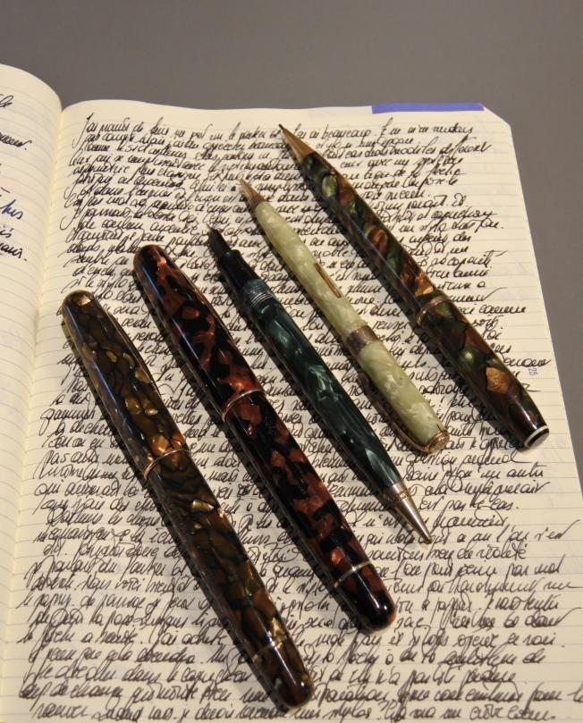 etruria stylo collection musée yverdon